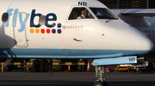 """Economies needed but """"no Southampton job losses"""" new Flybe Chief Executive tells ITV News Meridian"""