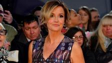 Cumbrian TV star Helen Skelton