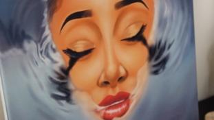 Kirsty Latoya art