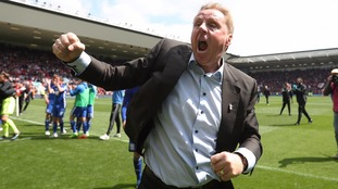 Harry Redknapp expects to resolve Birmingham future this week after staving off relegation