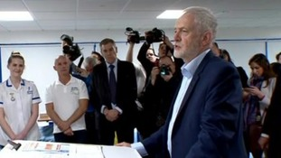 Corbyn promises free parking at NHS hospitals