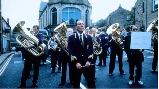 Scene from 'Brassed Off'