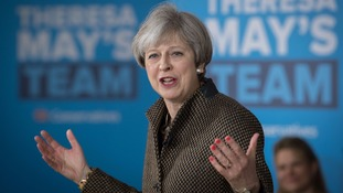 Theresa May said the energy market is not working and the Government needs to intervene.