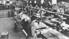 Female workers at the Barnbow Munitions factory
