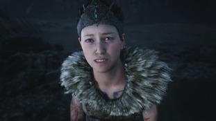 The protagonist Senua she sees visions and hears voices after suffering developing psychosis.