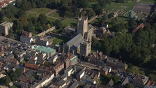 St Edmundsbury Borough Council and Forest Heath District Council are considering a merger.
