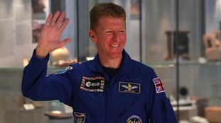 The space centre was opened by Major Tim Peake in January.