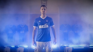 Ipswich Town reveal new home kit ahead of 2017/18 Championship season