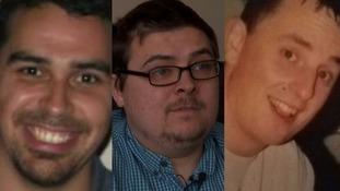 Steve, Tony and Mark all experienced postnatal depression.