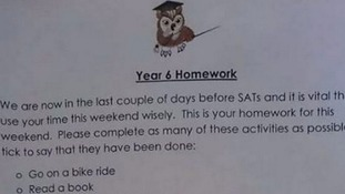 Teacher's heartwarming letter to pupils ahead of exams