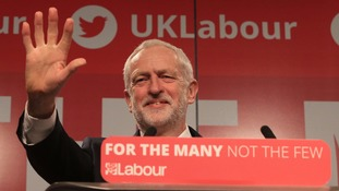 Corbyn told supporters there were just four weeks to convince voters 'Britain can be better'