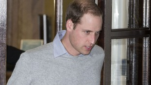 Prince William Kate Middleton royal baby