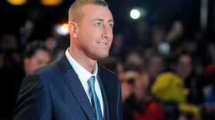 X Factor finalist Christopher Maloney who is returning to Liverpool today