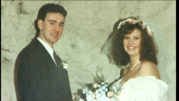 David Bonnell who was convicted of murdering his wife Tracey in 1997.