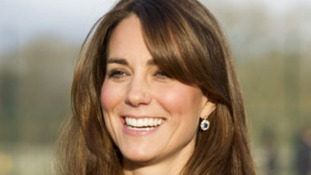 The Duchess of Cambridge is expecting her first child