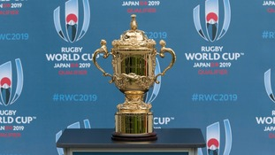 England drawn with France and Argentina at Rugby World Cup 2019 draw