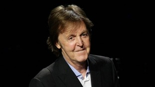 Sir Paul McCartney will be in the final Dandy