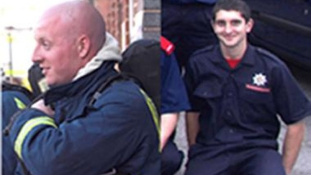 Darren Yates-Badley and Ashley Stephens died in the blaze.