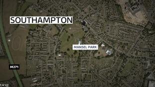 Mansel Park map