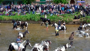 Appleby Horse Fair 2015
