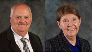 Steve Garner and Kay Cutts have formed an alliance.