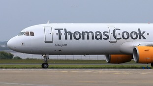 Thomas Cook is offering alternatives and refunds to customers.