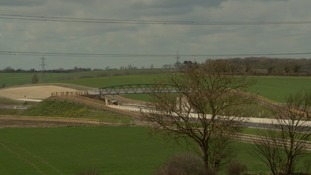 The scheme includes two other new junctions and six new bridges.
