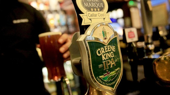 Greene King's profits rise by 7%