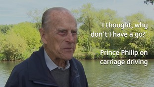 Prince Philip gives first interview since announcing retirement