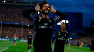 Champions League match report: Atletico Madrid 2-1 Real Madrid (Agg: 2-4)