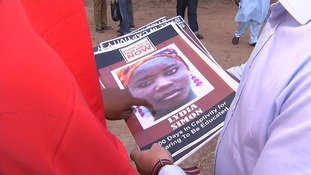Lydia, one of the Chibok Girls, is still missing.