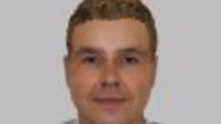 E-fit released after sneak-in burglary at pensioner's home