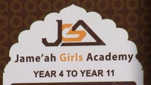 Jameah Girls Academy was closed yesterday