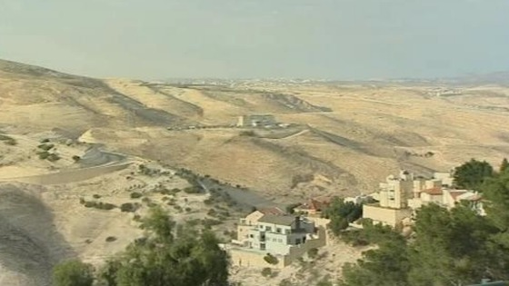 The E-1 settlement project in Palestine
