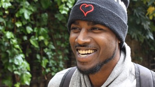 'It makes me feel great': Ashley on why music and football has helped his struggle with bipolar