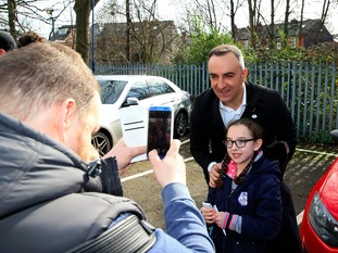 Carlos Carvalhal has had a strong relationship with Owls fans