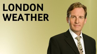 London Tonight Weather Presenter Robin McCallum.