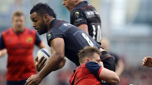 Saracens Billy Vunipola during the European Champions Cup, Semi Final match