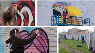 Europe's largest graffiti festival held in Bristol, is under threat