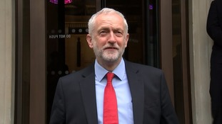 Jeremy Corbyn said Labour's manifesto has now been agreed on.