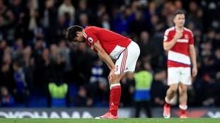 Middlesbrough's George Friend hints the club's bid for Premier League survival was harmed by dressing room issues