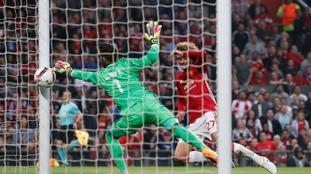 Europa League match report: Manchester United 1-1 Celta Vigo (Agg: 2-1)