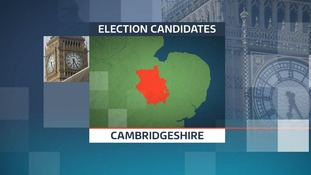 There are 32 candidates after your vote in the 2017 General Election in the seven constituencies in Cambridgeshire.