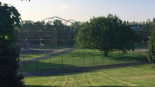 Drayton Manor Park remains closed.