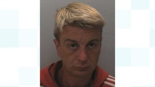 He admitted his crimes at Warwick Crown Court back in March and was sentenced today.