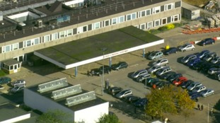 Lister Hospital in Stevenage.