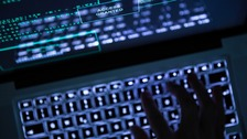 A number of hospitals say they have been affected by a cyber attack.