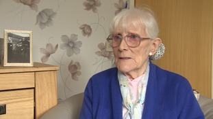 Maureen Braby suffers with anxiety and loneliness.
