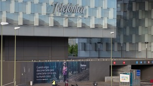 Telefonica among Spanish companies hit by cyber attacks