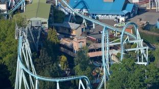 Drayton Manor theme park reopens following death of schoolgirl